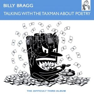 Talking with the Taxman about Poetry Album
