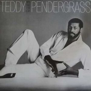 Teddy Pendergrass It's Time for Love, 1981