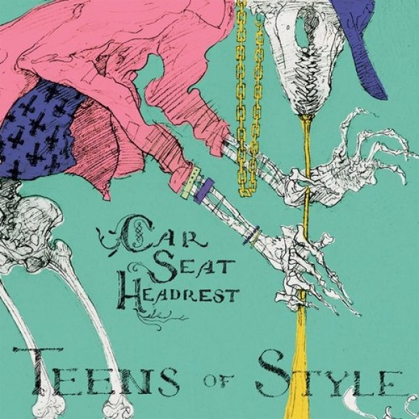Car Seat Headrest Teens of Style, 2015