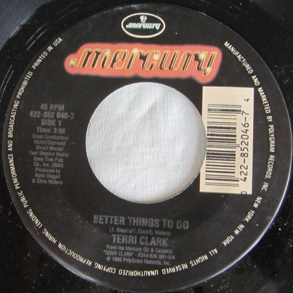 Better Things to Do - album