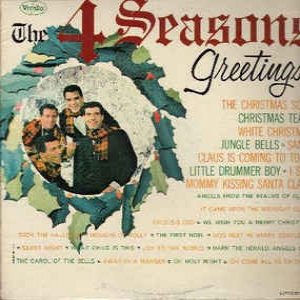 The Four Seasons The 4 Seasons Greetings, 1962