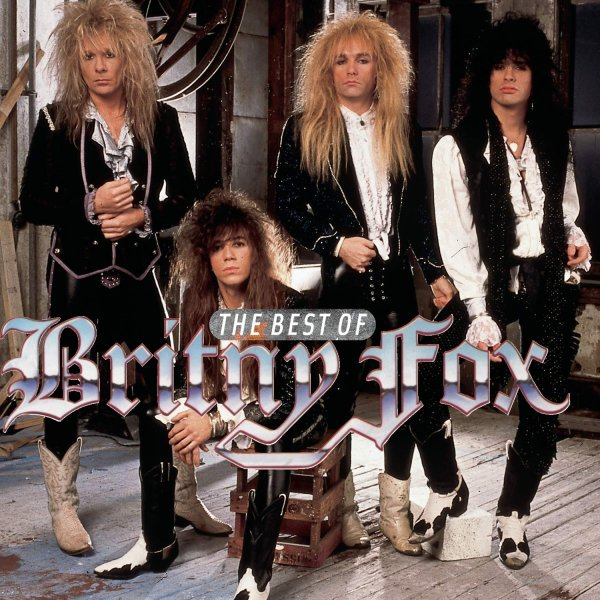 Britny Fox 	The Best of Britny Fox, 2001