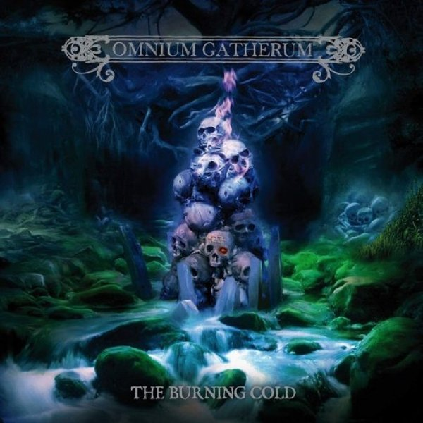 Omnium Gatherum  The Burning Cold , 2018