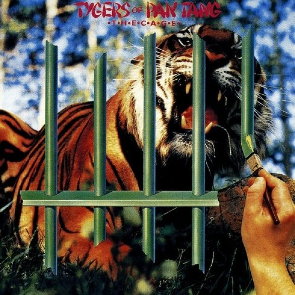 Tygers of Pan Tang The Cage, 1982