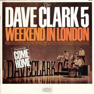 The Dave Clark Five Weekend in London, 1965