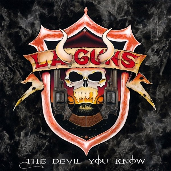 L.A. Guns The Devil You Know, 2019