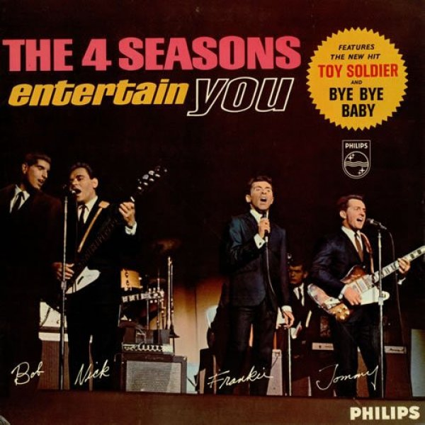 The Four Seasons The Four Seasons Entertain You, 1965