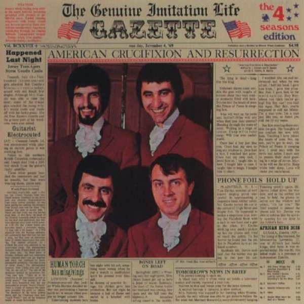 The Four Seasons The Genuine Imitation Life Gazette, 1969