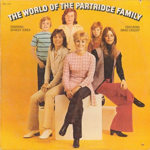 The Partridge Family The World of the Partridge Family, 1974