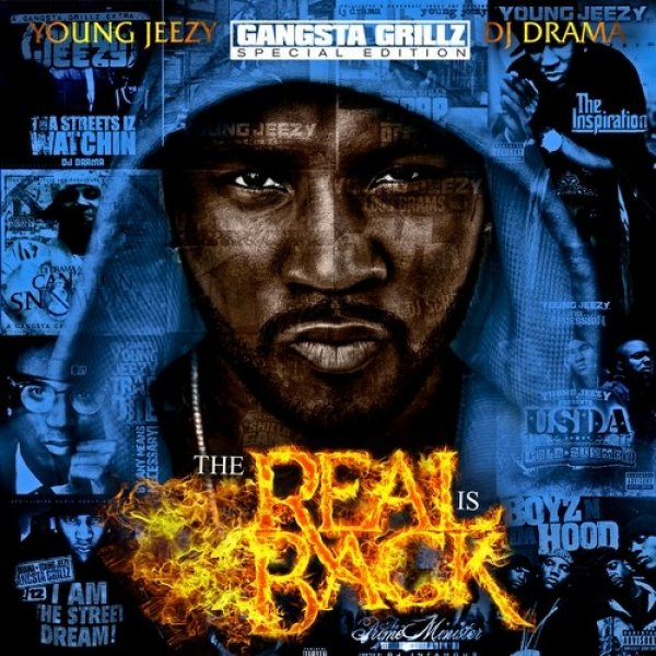 Young Jeezy The Real Is Back, 2011