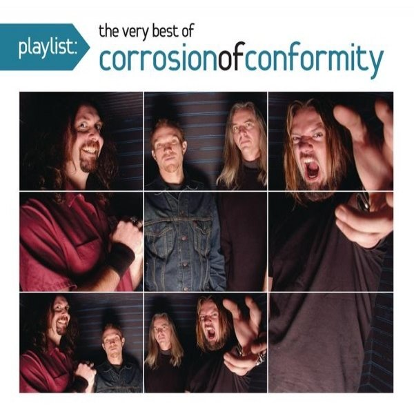 The Very Best of Corrosion of Conformity Album