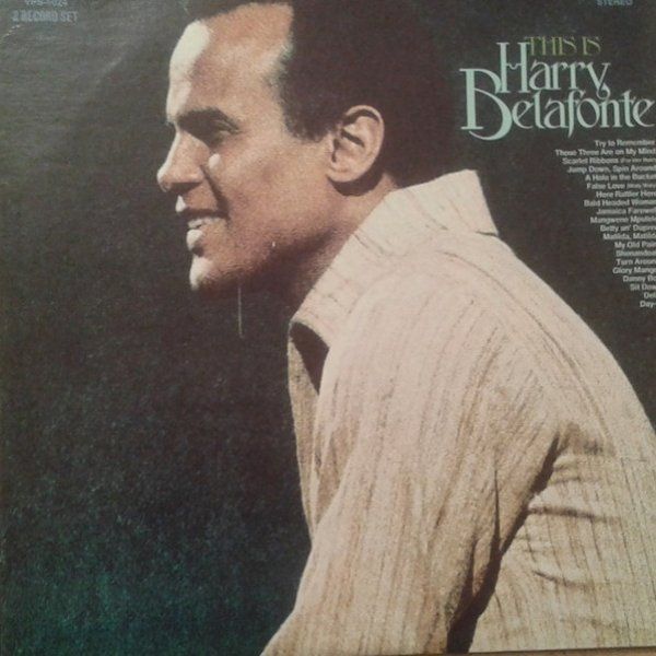 This Is Harry Belafonte Album