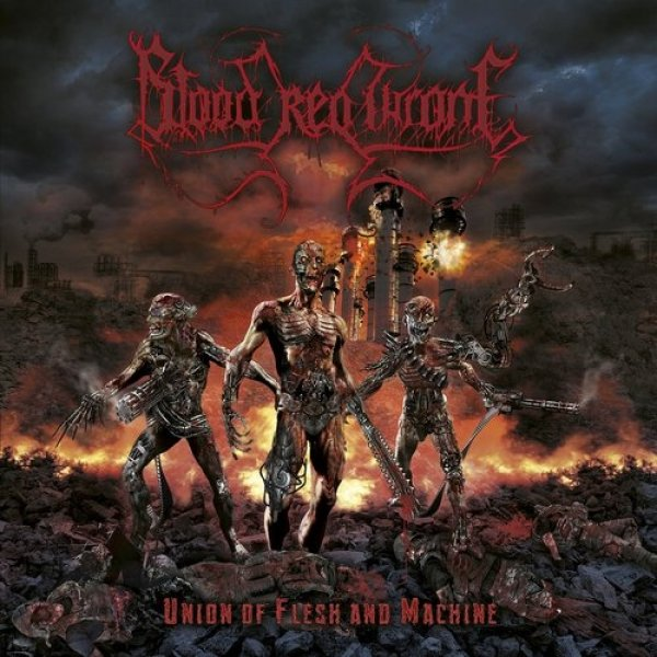 Blood Red Throne Union of Flesh and Machine, 2016