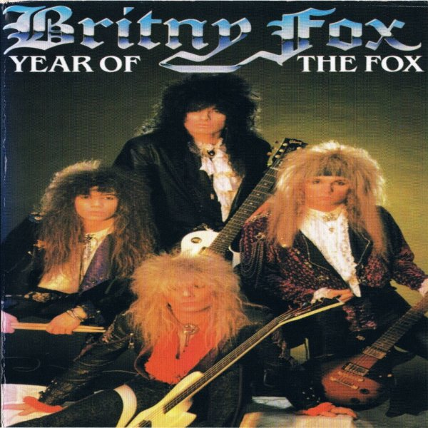 Britny Fox Year of the Fox, 1989