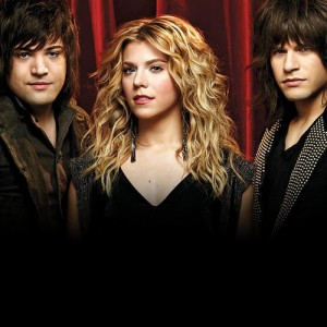 The band perry done lyrics